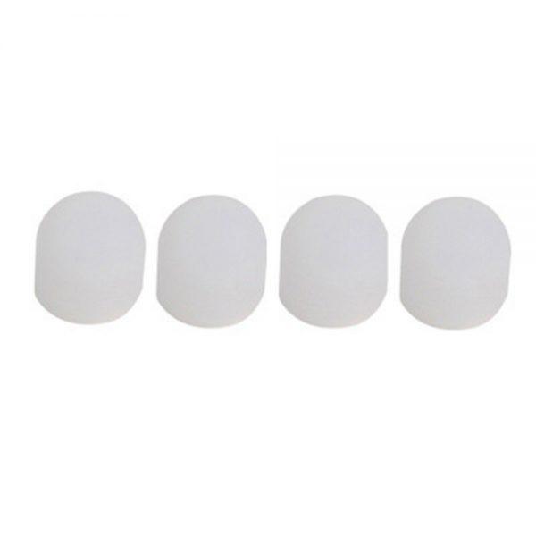 XBERSTAR 4 pezzi di protezione per la copertura della copertura della protezione della copertura della protezione per DJI bianco