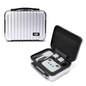 borsa per valigia dji mavic air 2 bag ABS argento interno nero