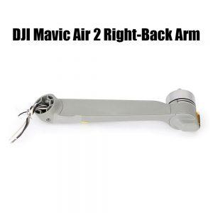 dji mavic air 2 motor arm motor arm rear right