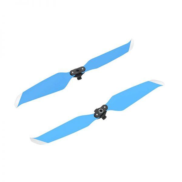 dji mavic air 2 propellers helices 7238F bleu