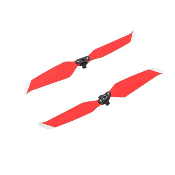 dji mavic air 2 propellers helices 7238F rouge