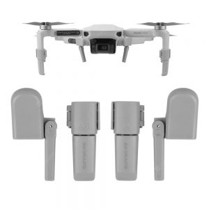 dji mavic extension feet landing gear landing skid extended