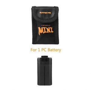 borsa di protezione della batteria mini batteria dji mavic