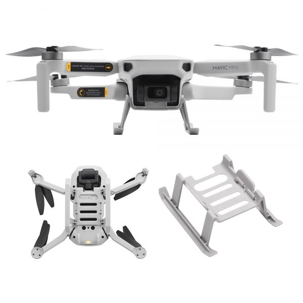 dji mavic mini train atterrissage pied landing skid
