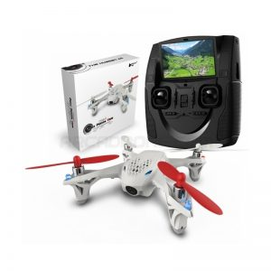 drone hubsan x4 h107d fpv rtf mode 2