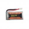 eachine e010 e011 e012 e01 furibee f36 battery batterie 260mah 1pc