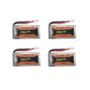 eachine e010 e011 e012 e01 furibee f36 battery batterie 260mah 4pcs