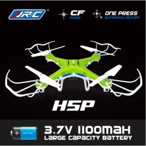 jjrc h5p quadcopter drone 20 camera high capacity battery rtf