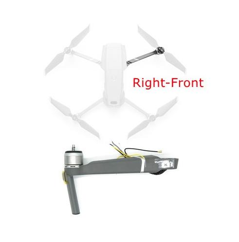 mavic pro zoom motor brazo delantero derecho