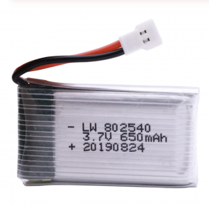 syma X5C X5C 1 X5 X5SC X5SW M68 K60 HQ 905 CX30 batterie battery 650mah 1pc