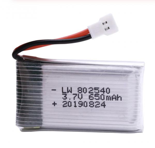 syma X5C X5C 1 X5 X5SC X5SW M68 K60 HQ 905 CX30 batterie battery 650mah 1pc