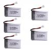 syma X5C X5C 1 X5 X5SC X5SW M68 K60 HQ 905 CX30 batterie battery 650mah 5pcs