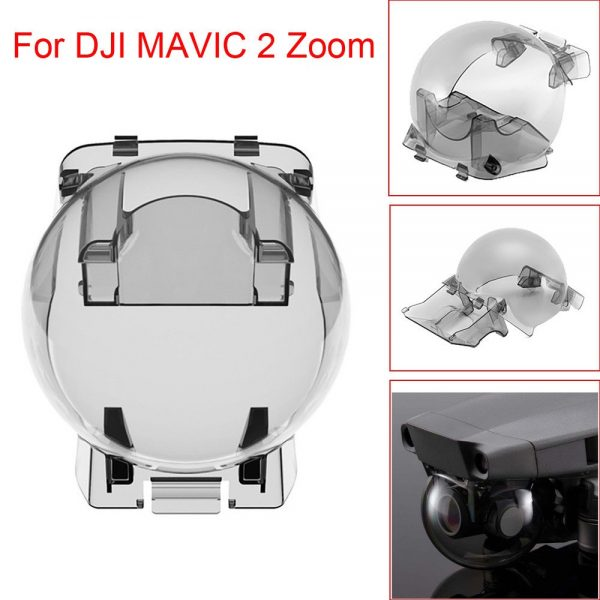 Tench Folding Gimbal Cam ra Protector Cover Drone Protive Guard per DJI Mavic 2 Zoom