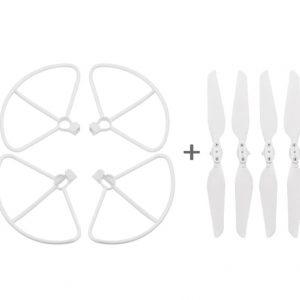 xiaomi fimi x8 se 4 eliche telai protezione bianco