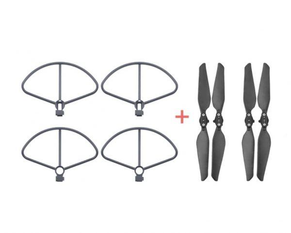 xiaomi fimi x8 se 4 eliche protezione telai nero