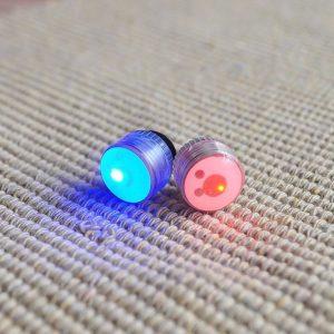 2 Mini luci notturne a LED lampeggianti per DJI Mavic Mini 1
