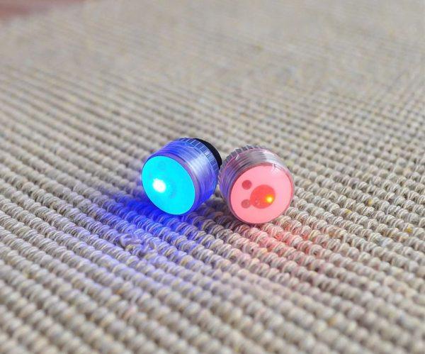 2 Mini Lumieres LED Clignotantes de Nuit pour DJI Mavic Mini 1