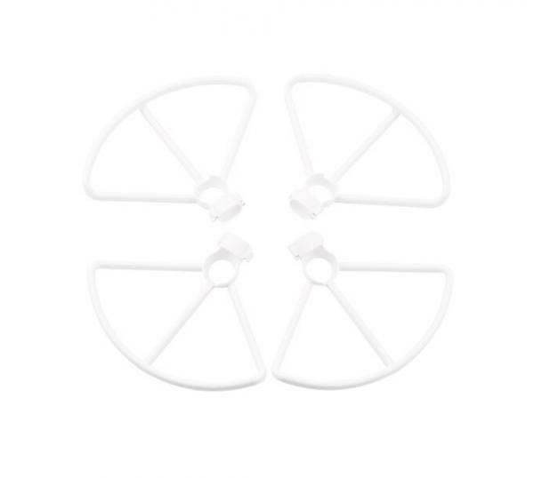 4 Cadres de Protection Hélices pour Xiaomi FIMI A3 BLANC