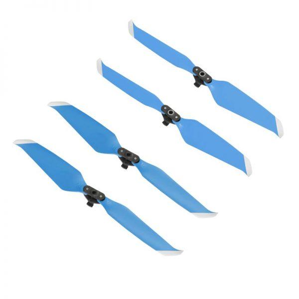 4 Helices 7238F Montage Rapide pour Mavic Air 2 BLEU
