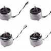 4 Moteurs 1x CW Clockwise 1x CCW Counter Clockwise 2008 1400KV pour DJI Mavic Pro