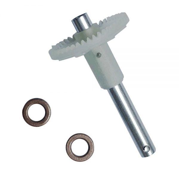 Engrenage Moteur avec Arbre et Roulement en Alliage dAluminium pour Eachine E511 E511S