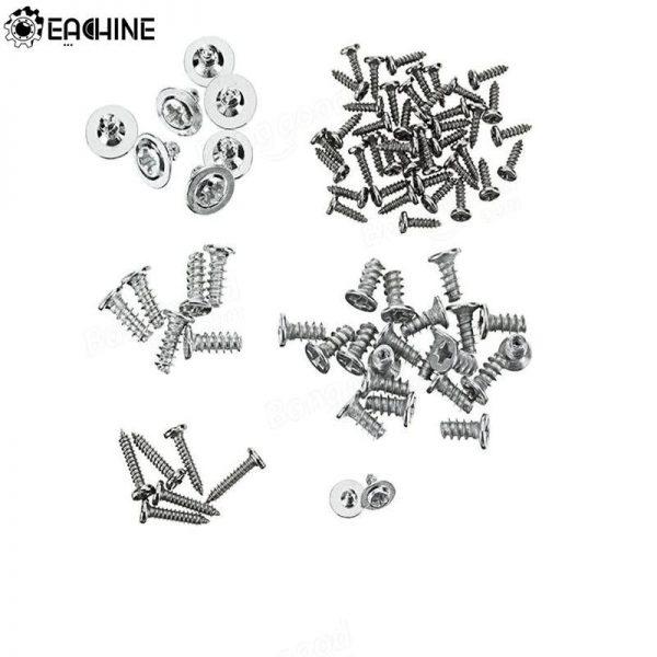 Pack de Vis Complet pour Eachine E511 E511S