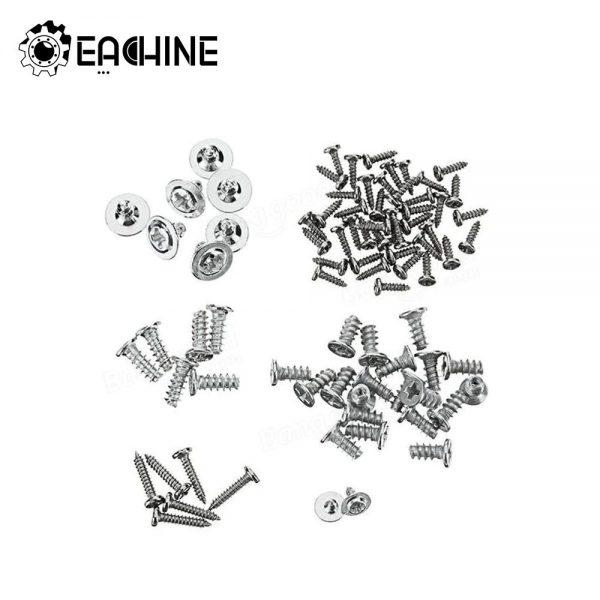 Pack de Vis Complet pour Eachine EX5