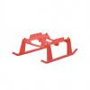 Tripod Train dAtterrissage Absorbeur de Choc pour Xiaomi FIMI A3 ROUGE