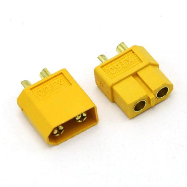 connecteurs Male Femelle XT60 pour Batteries LiPo 5