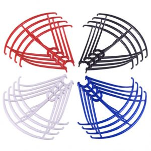 16 Propeller Protection Frames 4 Sets for Syma X5 X5C X5C 1 X5SC X5SW BLUE WHITE RED BLACK