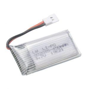 3.7 V 450 mAh Batteria per Hubsan H107 JJRC H31 H6C Eachine E33 E33C Wltoys U816A V252 KY101