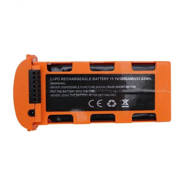 Batterie Li Po 11.1V 2850mAh pour JJRC X17 ORANGE