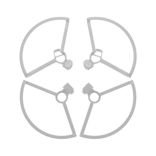 dji mavic mini 2 cadre protection helices gris