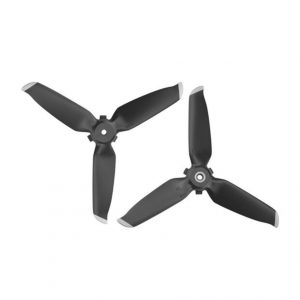 2 Propellers 5328S Quick Assembly for DJI FPV BLACK SILVER