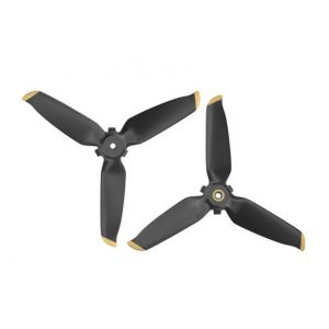 2 Propellers 5328S Quick Assembly for DJI FPV BLACK GOLD
