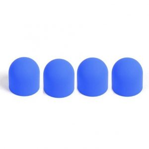 4 Silicone Engine Protective Covers for FIMI X8 SE FIMI X8 SE 2020 BLUE