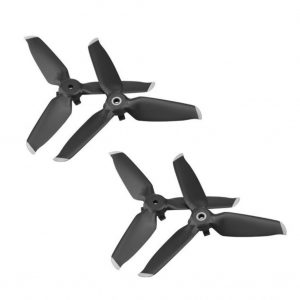4 Propellers 5328S Quick Assembly for DJI FPV BLACK SILVER