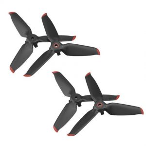 4 Propellers 5328S Quick Assembly for DJI FPV BLACK RED