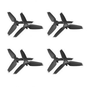 8 Propellers 5328S Quick Assembly for DJI FPV BLACK SILVER