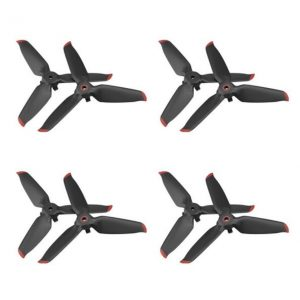 8 Propellers 5328S Quick Assembly for DJI FPV BLACK RED