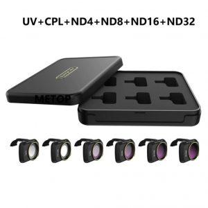 Set Filter Objektiv Objektiv Kamera UV CPL ND4 ND8 ND16 ND32 für DJI Mavic Mini 2