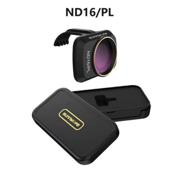 Filtre Lentille Objectif Caméra ND16PL pour DJI Mavic Mini 2