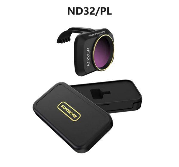 Filtre Lentille Objectif Caméra ND32PL pour DJI Mavic Mini 2