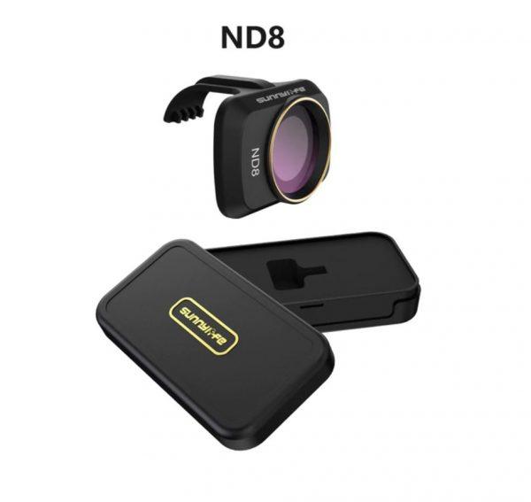 Filtre Lentille Objectif Caméra ND8 pour DJI Mavic Mini 2