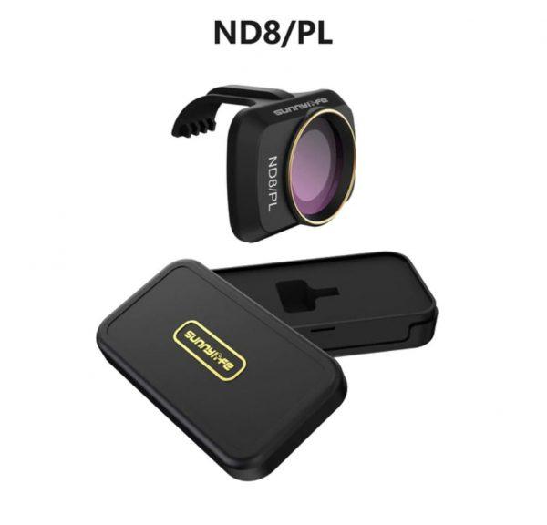 Filtre Lentille Objectif Caméra ND8PL pour DJI Mavic Mini 2