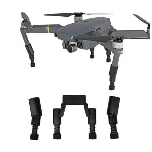 Kit Extension Trains dAtterrissage Absorbeur de Chocs pour DJI Mavic 2 Pro Platinum