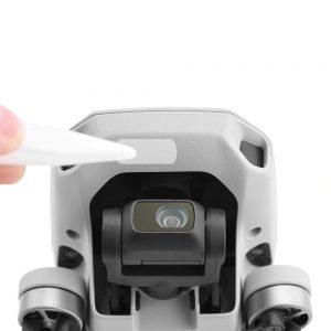 Kit Film Protecteur Lentille Objectif Camera en Verre Trempe pour DJI Mavic Mini Mini 2 2
