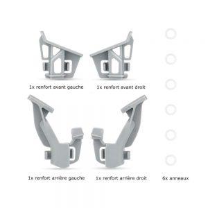 Kit di protezione del rinforzo del braccio del motore per DJI Mavic Mini 5
