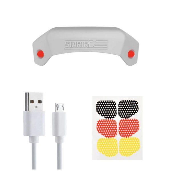 Luce anteriore del flash per DJI Mavic Mini Mini 2 C.