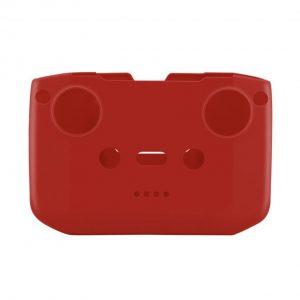 Protector de silicona antiarañazos y antipolvo para DJI Mavic Air 2 Mini 2 Remote Control RED
